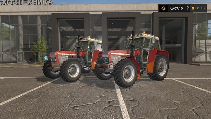 Photo of FS17 – Zetor 12145 Traktör Modu V1.0