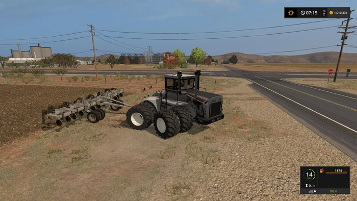 Photo of FS17 – Big Bud 740 Beta