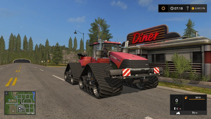 Photo of FS17 – Case IH Quadtrac 1450 Traktör V1.0