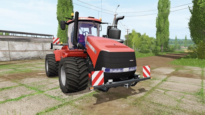 Photo of FS17 – Case IH Steiger 620 Traktör
