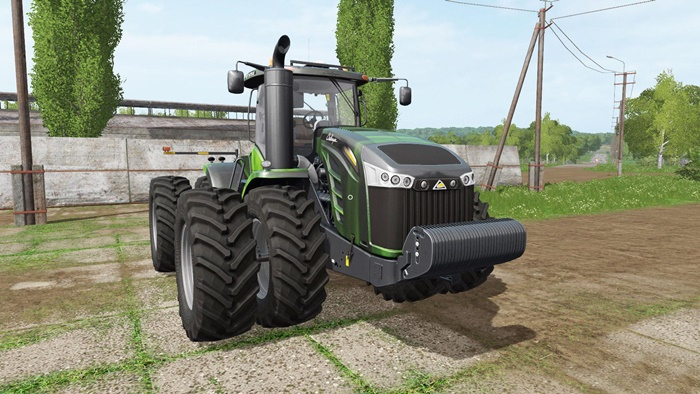Photo of FS17 – Challenger MT975E Traktör Modu V2.0