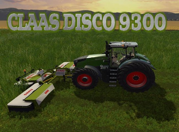 Photo of FS17 – Claas Disco 9300 V1.0