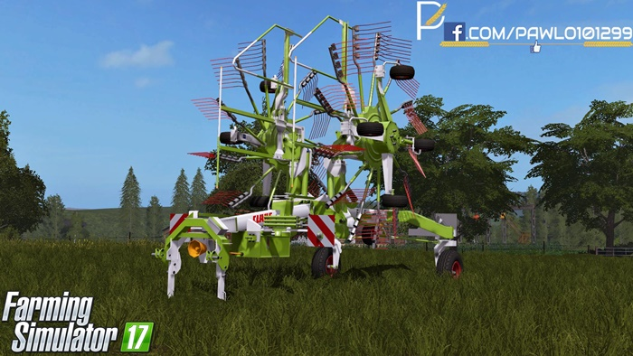Photo of FS17 – Claas Liner 2700 V2.0