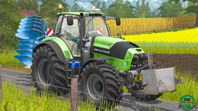 Photo of FS17 – Deutz-Fahr 7250 Traktör V1.0