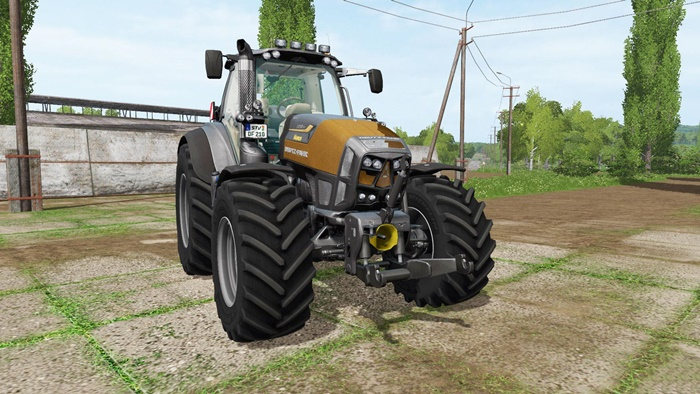Photo of FS17 – Deutz-Fahr Agrotron 7210 TTV Warrior Traktör V1.0