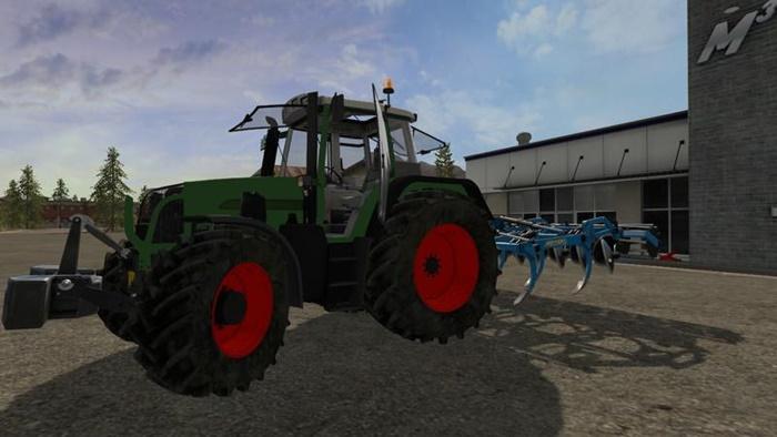 Photo of FS17 – Fendt Vario 716 TMS Traktör V2.0