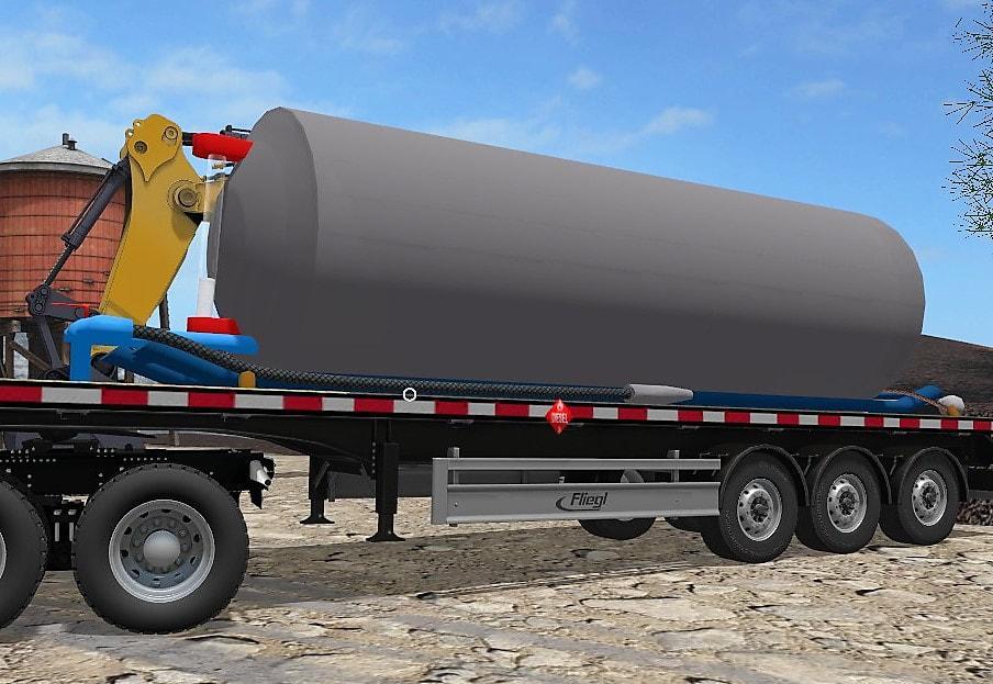Photo of FS17 – Flatbed Yakıt Tankeri V1.0