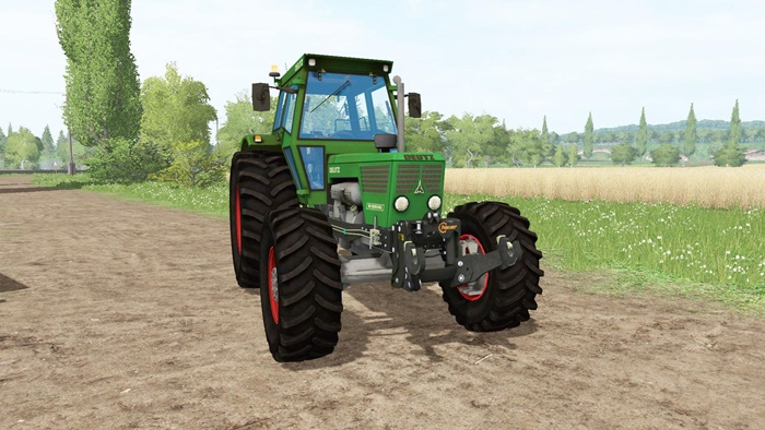 Photo of FS17 – Deutz D10006 Traktör v1.0