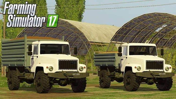 Photo of FS17 – Gaz 3308 V1.0