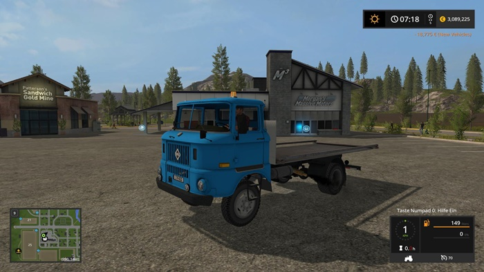 Photo of FS17 – IFA W50 V2.0