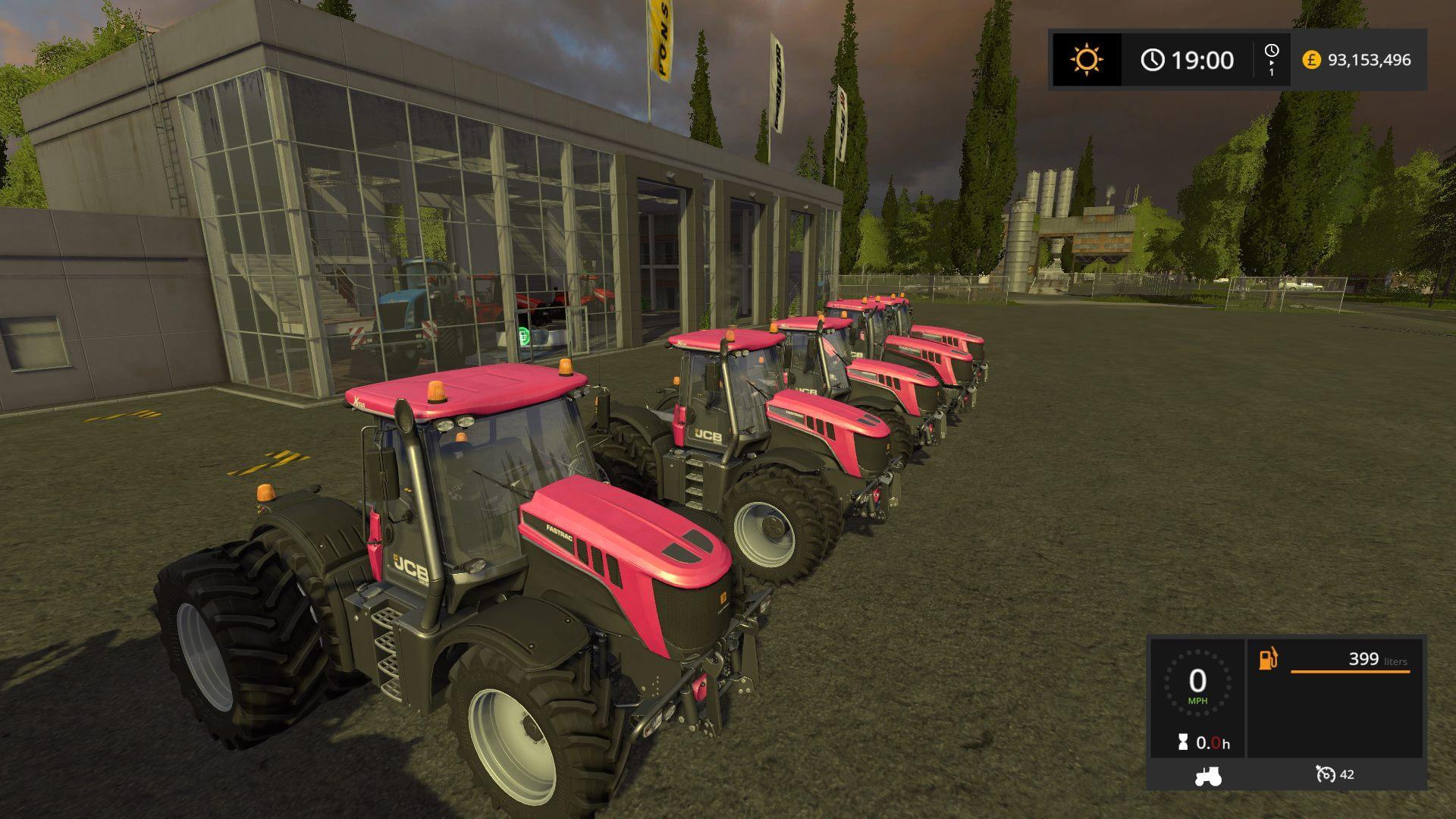 Photo of FS17 – JCB Traktör Paketi