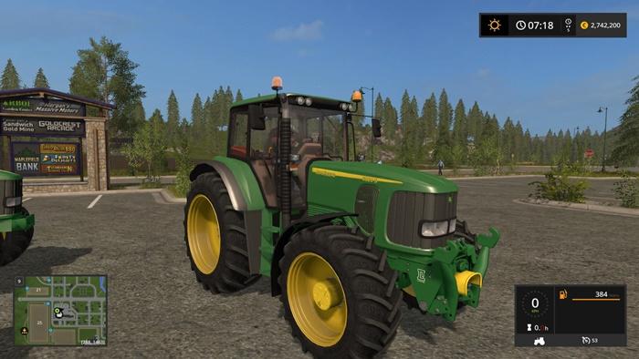 Photo of FS17 – John Deere 6920S Amerikan Traktörü V2.0