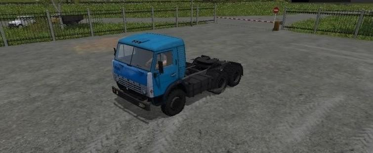 Photo of FS17 – Kamaz 5410 V1.3