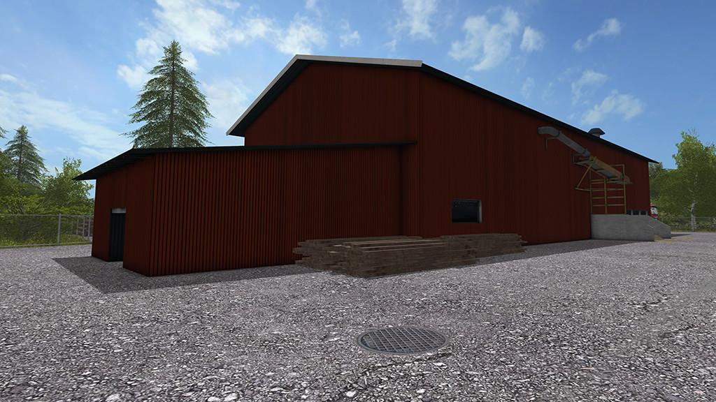 Photo of FS17 – Kereste Fabrikası V1.0