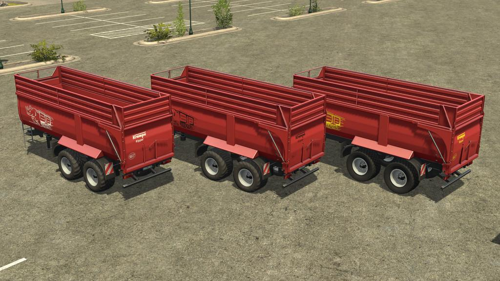 Photo of FS17 – Krampe Big Body 790 V1.0.1.0