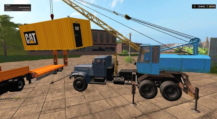 Photo of FS17 – Kraz 257 K1 Vi̇nç V0.1