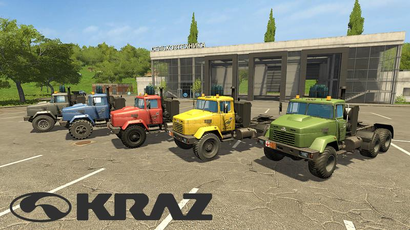 Photo of FS17 – Kraz 63221 SZM Tır V1.0.0.1