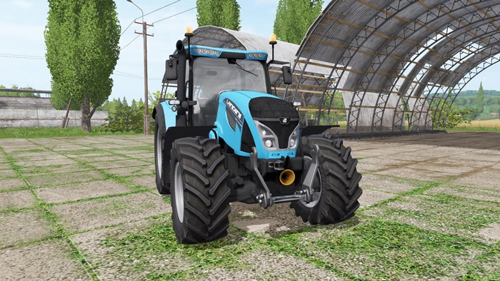 Photo of FS17 – Landini 6-175 Traktör V1.0