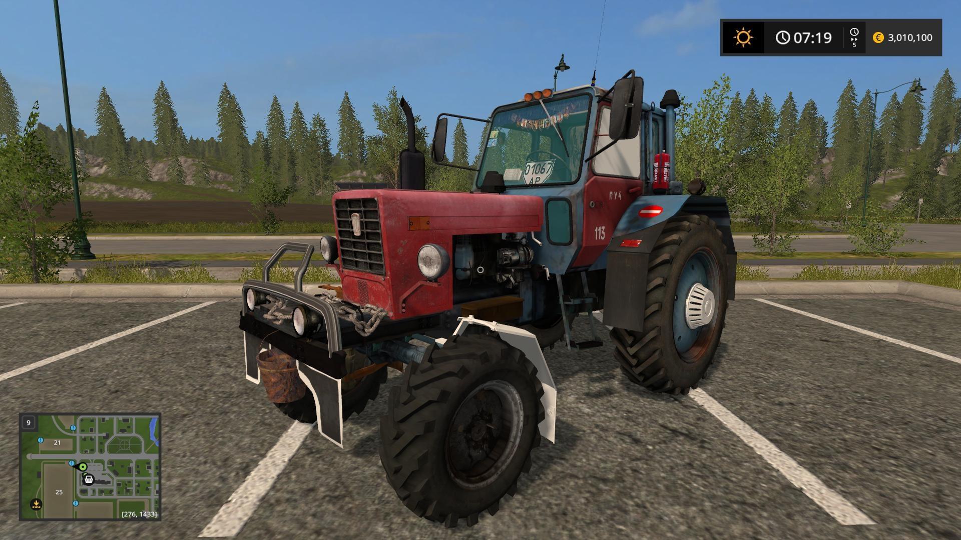 Photo of FS17 – MTZ 82 Traktör