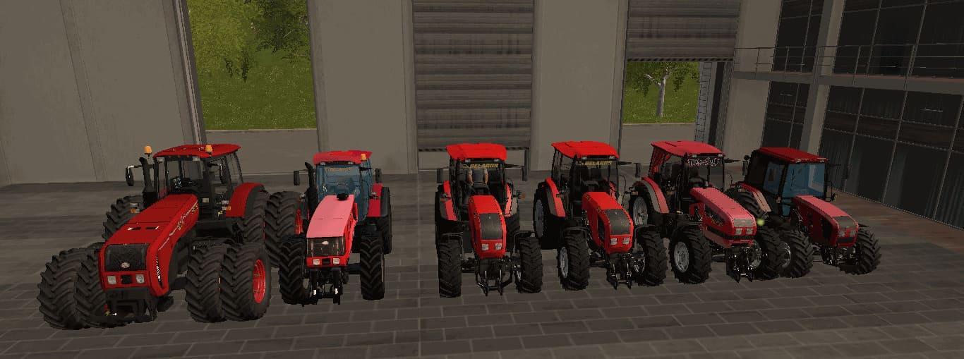 Photo of FS17 – MTZ Traktör Paketi V1.3