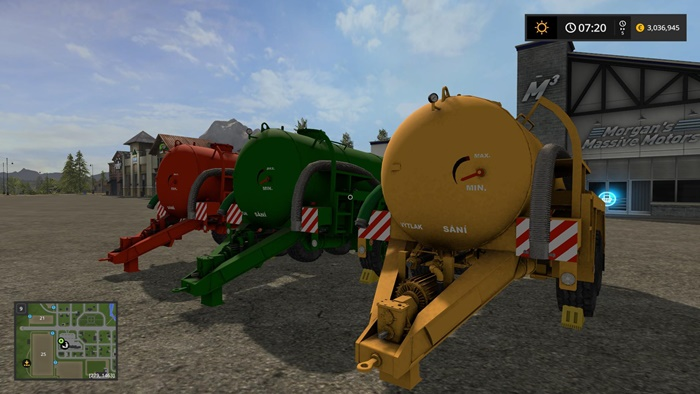 Photo of FS17 – MV5 Tanker V1.3