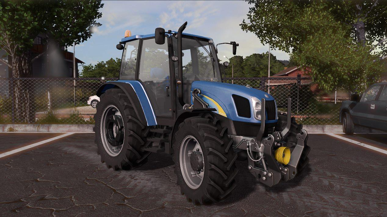 Photo of FS17 – New Holland T5000 V1.0