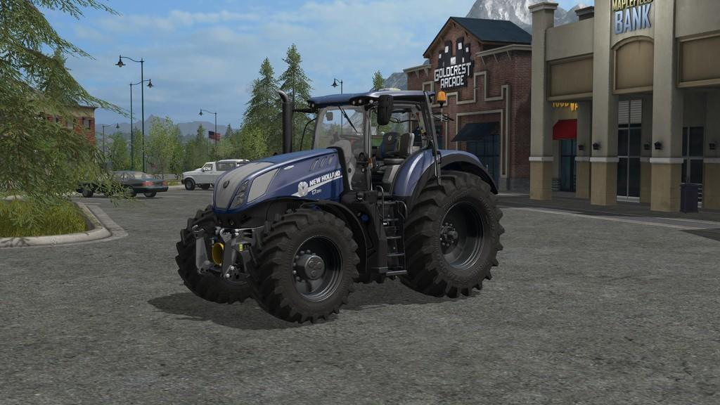 Photo of FS17 – New Holland T7 Heavy Duty Traktör V1.0