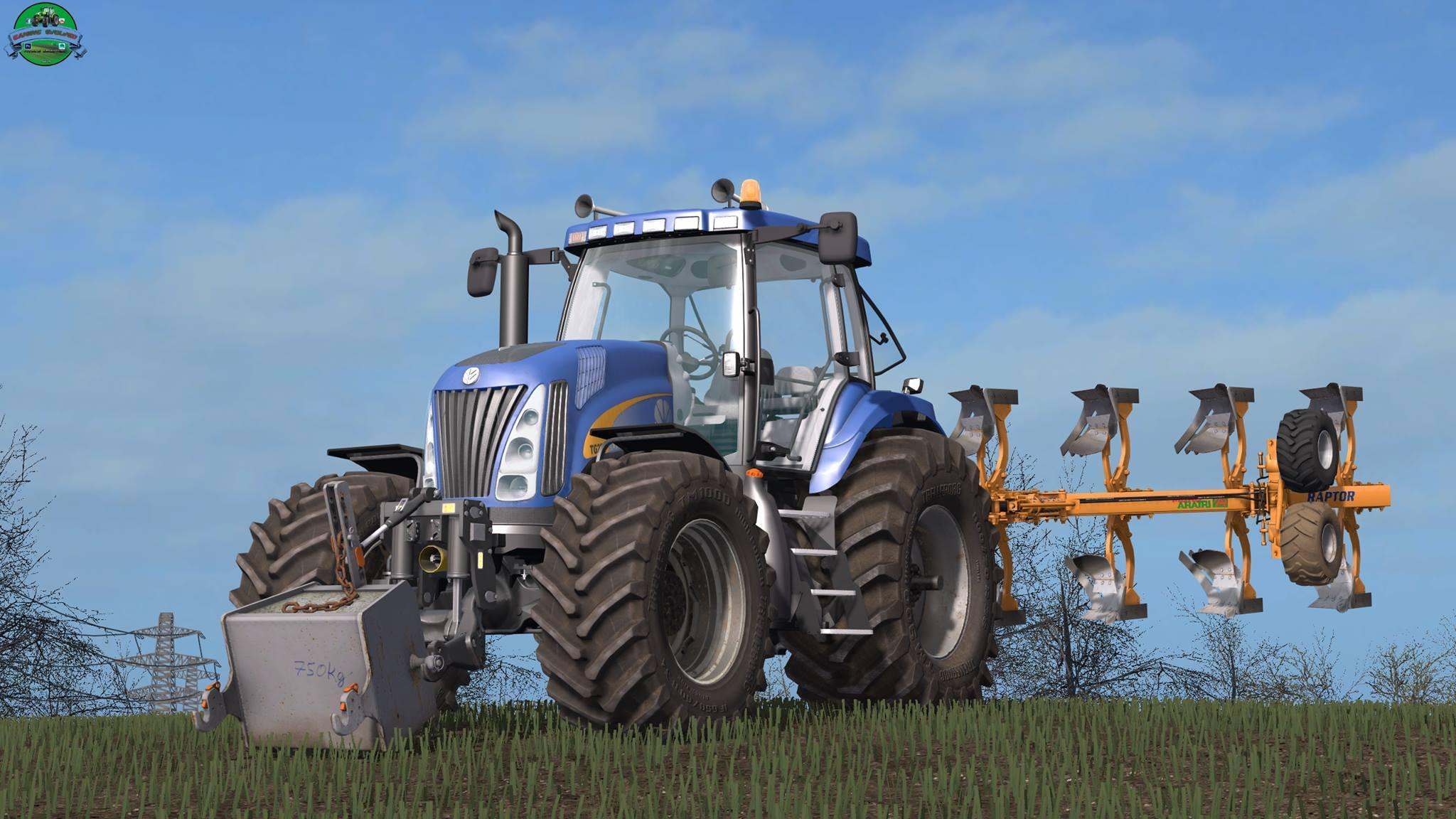 Photo of FS17 – New Holland Tg285 Mr V1.0.1.0