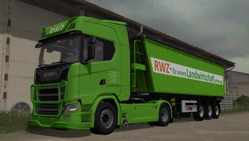 Photo of FS17 – Scania S Raiffeisen V2.0