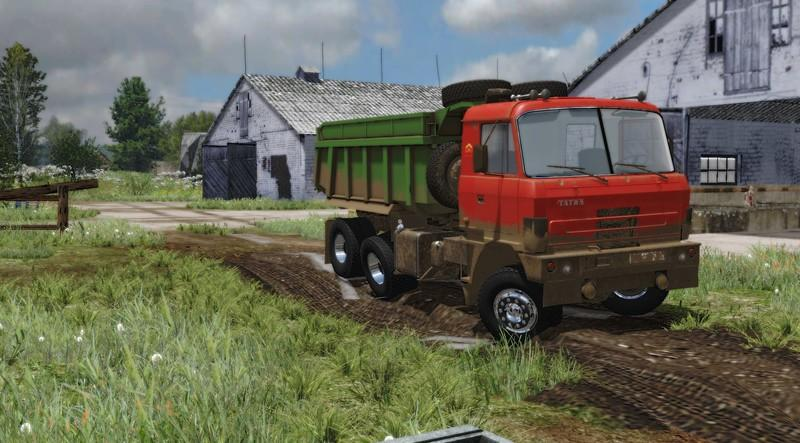 Photo of FS17 – Tatra 815 V1.0