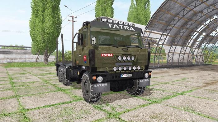 Photo of FS17 – Tatra T815 6×6.1 Kamyon v1.0