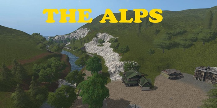 Photo of FS17 – Alp Dağları 18 Haritası