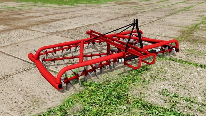Photo of FS17 – Tume Hankmo 90 Pulluk V1.0