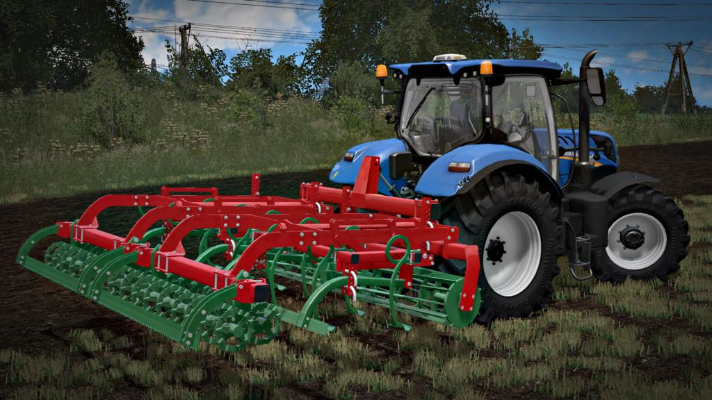 Photo of FS17 – Unia Max 4 Kültivatör V1.0