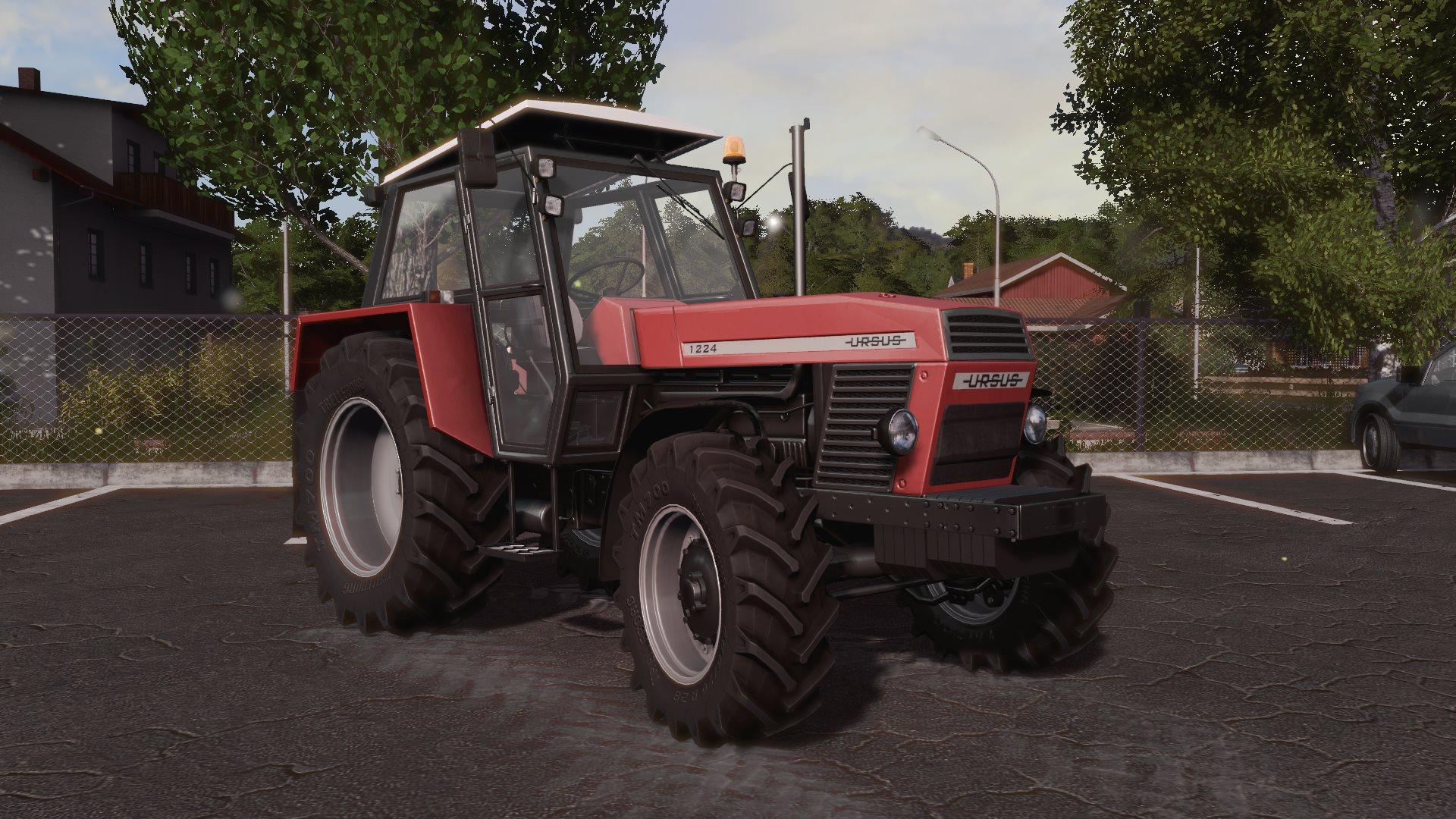 Photo of FS17 – Ursus 1224 Traktör V1.1