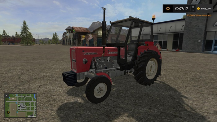 Photo of FS17 – Ursus C-360 3P Traktör V1.0