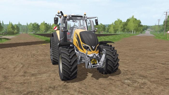 Photo of FS17 – Valtra T254 Paletli Traktör V1.3