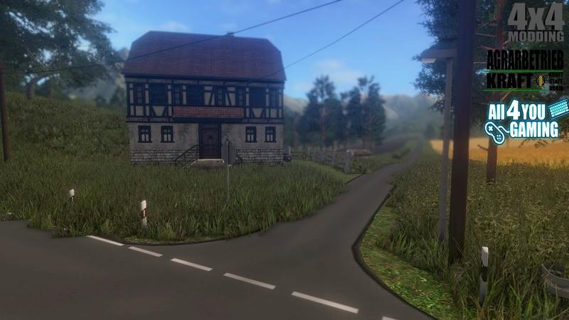 Photo of FS17 – Alps 1.3 Harita Modu V1.0