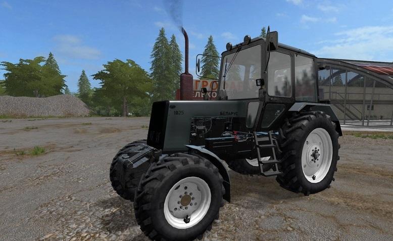 Photo of FS17 – Belarus 1025 MTZ Traktör Modu V4.0