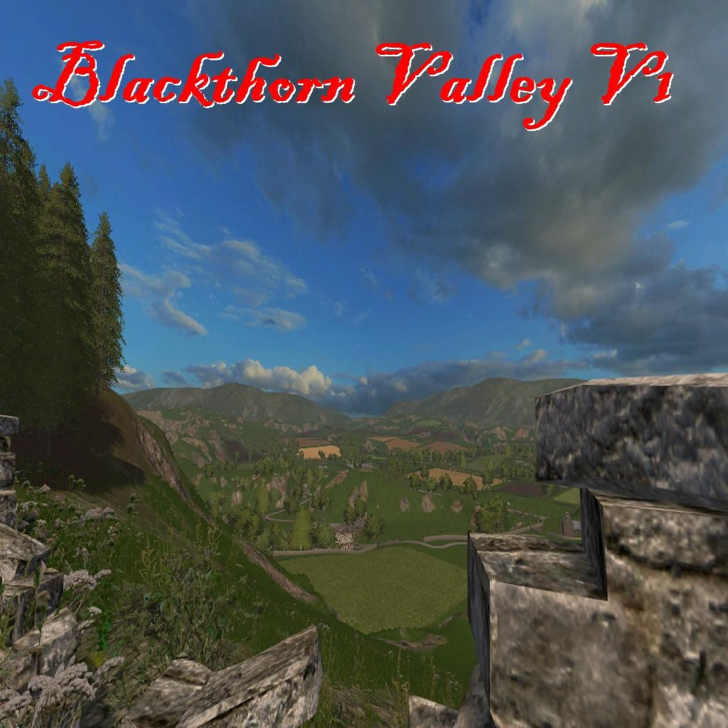 Photo of FS17 – Blackthorn Vadisi V1.0