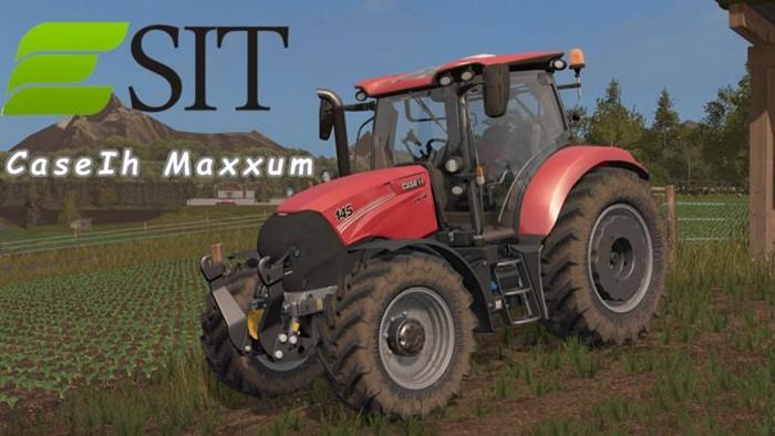 Photo of FS17 – Case Ih Maxxum Traktör