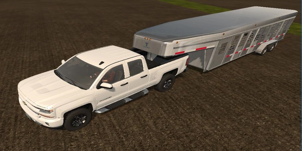 Photo of FS17 – Chevrolet Silverado Z71 2016 Model V1.0