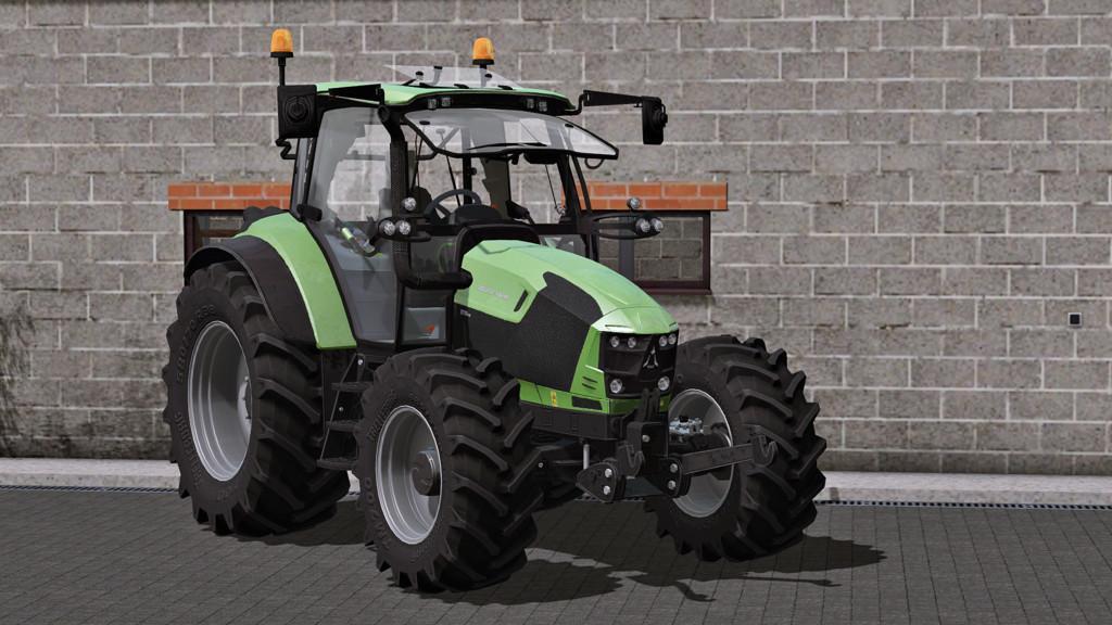 Photo of FS17 – Deutz Fahr 5110 TTV Traktör V1.1