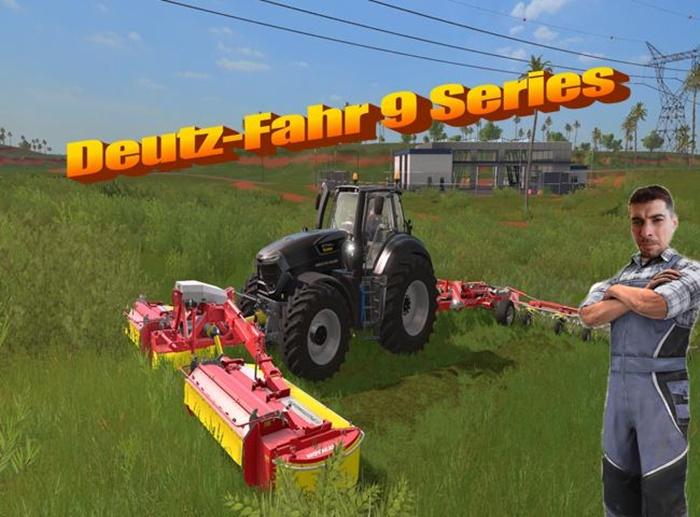 Photo of FS17 – Deutz-Fahr 9 Serisi Final