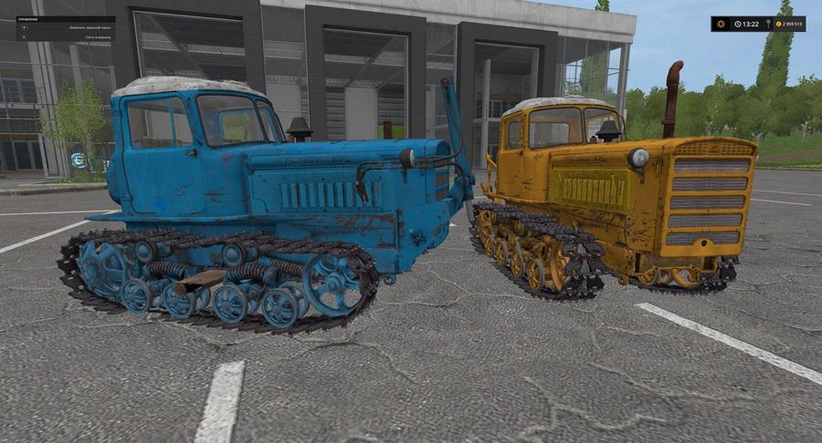 Photo of FS17 – DT-75 Paletli Traktör V1.0.0.3