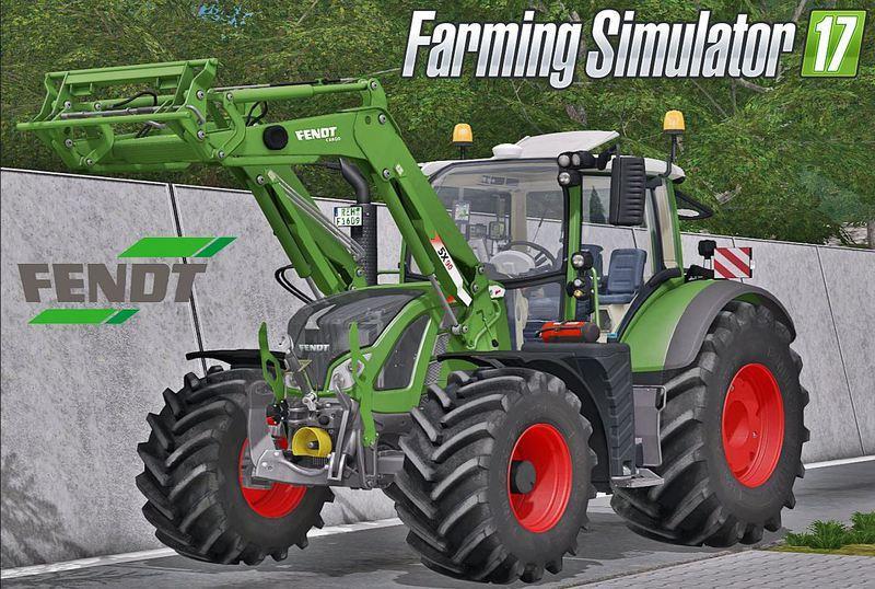 Photo of FS17 – Fendt 700 Vario SCR Traktör Paketi V1.0