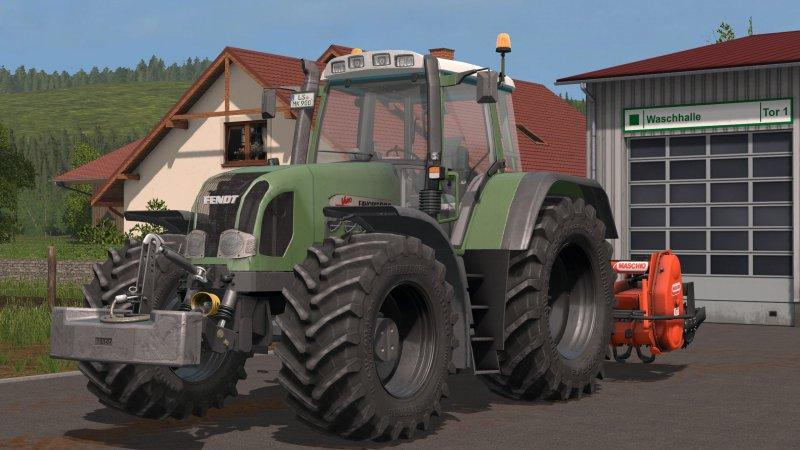 Photo of FS17 – Fendt 900 Favorit Traktör V1.2.1.0