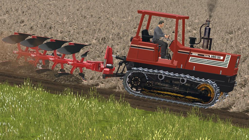 Photo of FS17 – Fiatagri 160-55 V1.2