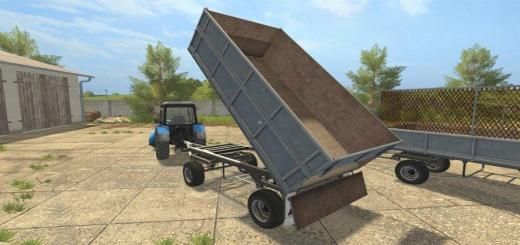 Photo of FS17 – Autosan D47 X 3 Römork V1.0