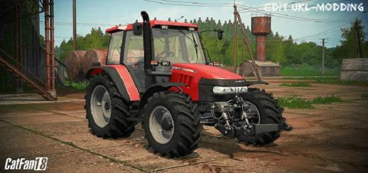 Photo of FS17 – Case Jxu 85 Traktör V1